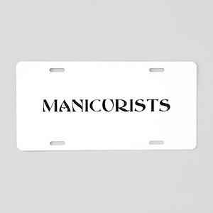 MANI1_A11_A Aluminum License Plate