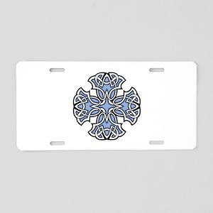 celtic_0142c Aluminum License Plate