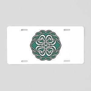 celtic_0076c Aluminum License Plate