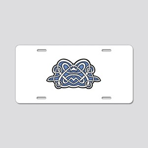 celtic_0064c Aluminum License Plate