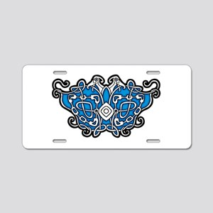 png_celtic_design_0024c Aluminum License Plate