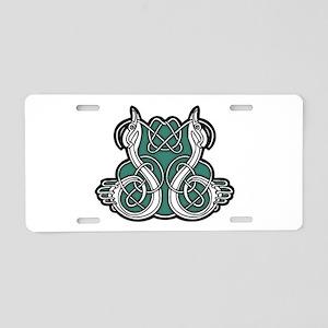 celtic_0007c Aluminum License Plate