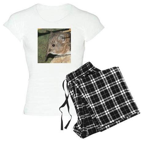 A Little Nosy Women's Light Pajamas