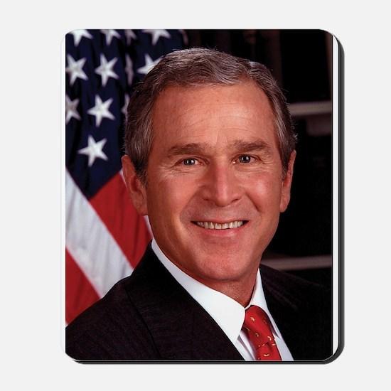 George W. Bush Mousepad