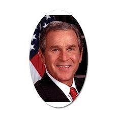 George W. Bush Wall Decal