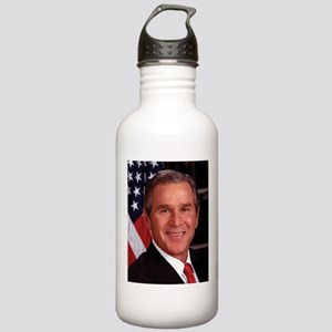 George W. Bush Stainless Water Bottle 1.0L