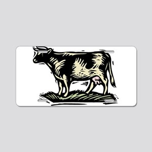 j0149627 Aluminum License Plate