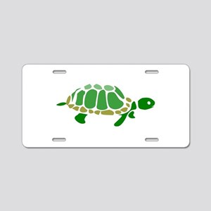 ClipArt1 1367 Aluminum License Plate
