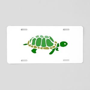 ClipArt1 1367 Aluminum License Plate
