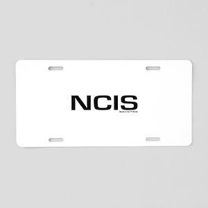 NCIS Aluminum License Plate