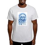 Calaca Dia Muertos Light T-Shirt