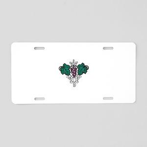 717800 Aluminum License Plate