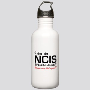 I am an NCIS special agent Stainless Water Bottle