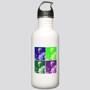 George Bush/Miss Me Yet? Stainless Water Bottle 1.