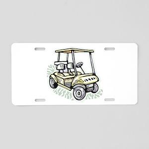 19915720 Aluminum License Plate