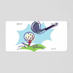 21137888.wmf Aluminum License Plate
