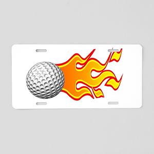 33403714 Aluminum License Plate