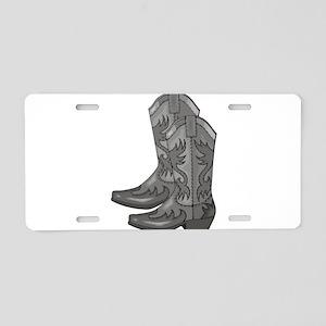 22238662 Aluminum License Plate