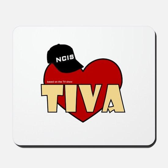 NCIS Tiva Mousepad