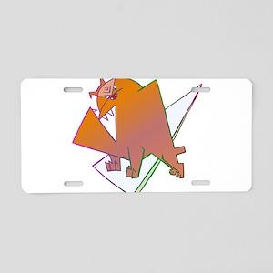 20088489 Aluminum License Plate