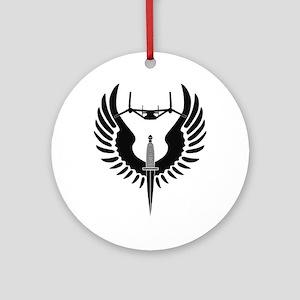 AFSOC Osprey Ornament (Round)