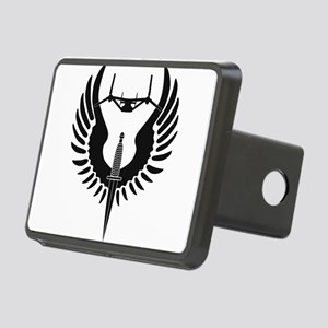 AFSOC Osprey Rectangular Hitch Cover