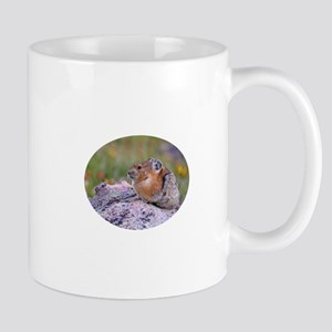 Pika & Wildfowers Mug