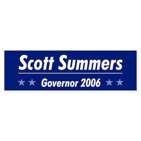 Summers 06 Bumper Sticker