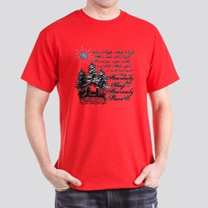 Silent Night Dark T-Shirt