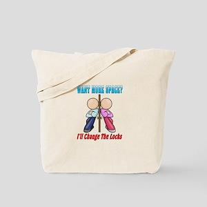 More Space Tote Bag