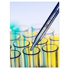 Pipetting Poster