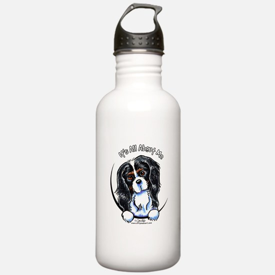 Tricolor CKCS IAAM Water Bottle