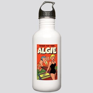 Algie #3 Stainless Water Bottle 1.0L