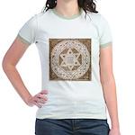 Leningrad Codex Jr. Ringer T-Shirt