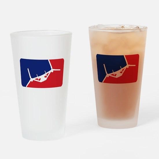 Major League Assault Drinking Glass