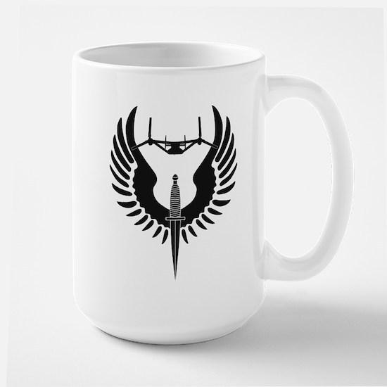 AFSOC Osprey Large Mug