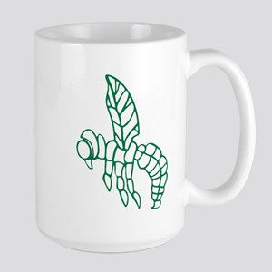 Green Hornet Large Mug