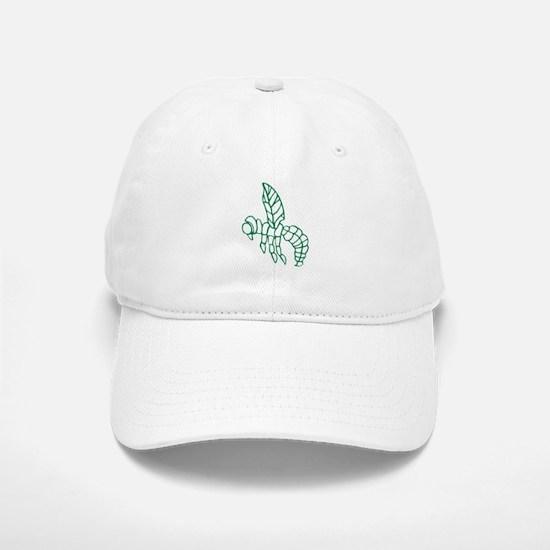 Green Hornet Baseball Baseball Cap