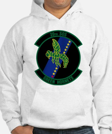 20th Patch Hoodie