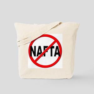 Anti / No NAFTA Tote Bag