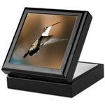 Hovering Hummingbird Keepsake Box