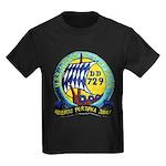 USS LYMAN K. SWENSON Kids Dark T-Shirt