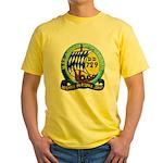 USS LYMAN K. SWENSON Yellow T-Shirt