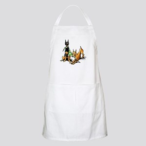 Min Pin Apples Apron
