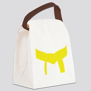 Martial Arts Yellow Belt Canvas Lunch Bag