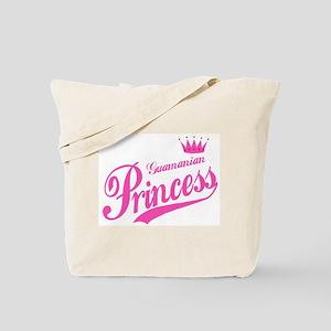 Guamanian Princess Tote Bag
