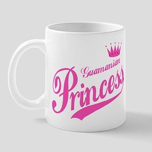 Guamanian Princess Mug