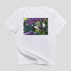 Hummingbird in flight Infant T-Shirt