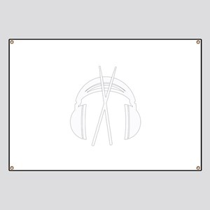 Cut And Dry Logo in White Banner