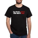 Against The Next War Dark T-Shirt